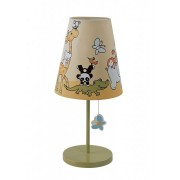 Stona lampa-životinje