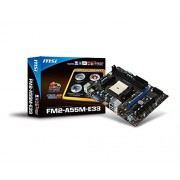 MSI FM2-A55M-E33 Scheda Madre