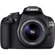 Aparat foto digital Canon EOS 1200D kit EF-S 18-55 IS : 18 MPx, LCD 3, 3 fps, Full HD
