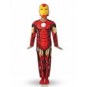 Vegaoo Iron Man - Avengers Deluxe Kostüm für Kinder