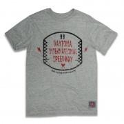 Camiseta Daytona Cinza Claro