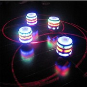 Light Up Toys Toy jogo Forma Cilindrica Plástico Arco-Íris para Boy Todos