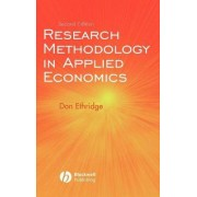 Research Methodology in Applied Economics by Don Ethridge