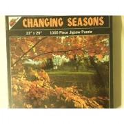 Changing Seasons - 1000 Piece Jigsaw Puzzle
