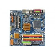 Gigabyte GA-G33M-S2 - Carte-mère - micro ATX - Socket LGA775 - G33 - FireWire - Gigabit LAN - carte graphique embarquée - audio HD (8 canaux)