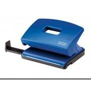 Perforator Novus C216,16coli,albastru