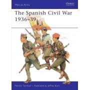 The Spanish Civil War, 1936-39 by Patrick Turnbull