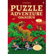 Puzzle Adventure Omnibus: v. 1 by Jenny Tyler
