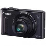 Aparat foto digital PowerShot SX610 HS, 20.2 MP, Negru
