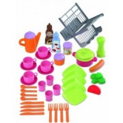 Accesorii Bucatarie BubbleCook43Piese - Ecoiffier