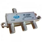Divisor 1/3 CATV 1 GHz Solder Back SP-31GS-