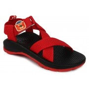 Footfun by Liberty Women RED Sandals