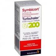 Symbicort Turbuhaler 6/ 200 Mcg Por Inalação c/ 60 Doses