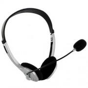 Casti 02994, 3.5 mm jack, Argintiu