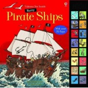 Noisy Pirates: See Inside Pirate Ships by Rob Lloyd Jones