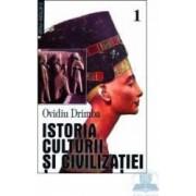 Istoria culturii si civilizatiei - Vol. I II III - Ovidiu Drimba
