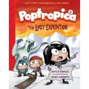 The Lost Expedition (Poptropica Book 2) by Kory Merritt