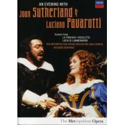 Joan Sutherland & Luciano Pavarotti - An Evening With (0044007432297) (1 DVD)