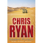 Alpha Force: Desert Pursuit by Chris Ryan