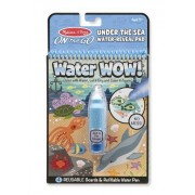 Water Wow! - Under the Sea Water Reveal Pad: Activity Books - On the Go