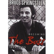 Bruce Springsteen - Becoming The Boss 1949-1985: An Unauthorised Documentary Film [Reino Unido] [DVD]
