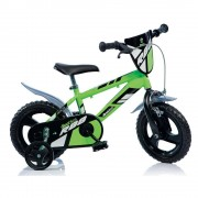 "dinobikes Bicicletta Per Bambino 12"" Eva Mtb 1 Freno 412ul Dino Bikes"