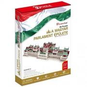 CUBIC FUN MC111h - 3D Puzzle Parlamento Ungherese - Budapest - Ungheria