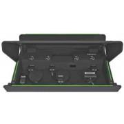 Incarcator multifunctional echipamente mobile LEITZ Complete - negru mat