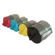 Kit 4 cartucce toner compatibili Samsung per CLP-300 CLP 300N CLX 2160 CLX 3160