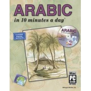 Arabic in 10 Minutes a Day by Kristine K. Kershul