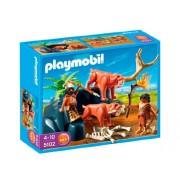 Playmobil 5102 - Edad piedra: tigres + cazadores