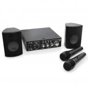 LTC Star-2, USB, SD,MP3, 200 W, 2 x microfon, PA set