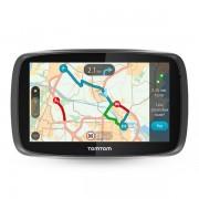 TomTom GO 5100 World Fisso 5 Touch screen 235g Nero, Argento navigatore 1FL5.002.56