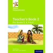 Nelson Comprehension: Years 3, 4, 5 & 6/Primary 4, 5, 6 & 7: Teacher's Book for Books 3, 4, 5 & 6 by John Jackman