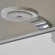 Spiegellamp Sara Sanicare LED 150 Chroom