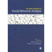 The Sage Handbook of Social Network Analysis by John G. Scott