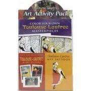 Toulouse-Lautrec Art Activity Pack by Dover Publications Inc