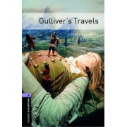 Oxford Bookworms Library: Level 4:: Gulliver's Travels by Jonathan Swift