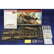 EDU03003 1:32 Eduard Messerschmitt Bf 109E-4 [MODEL BUILDING KIT]