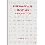 International Business Negotiation by Barry Maude