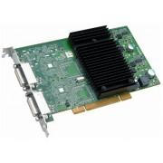 Matrox P69-MDDP128F graphics card - graphics cards (Passive, ATX, GDDR2, PCI, 2048 x 1536 pixels, 2048 x 1536 pixels)
