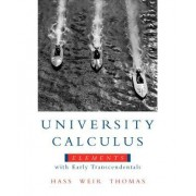 University Calculus by Joel R. Hass