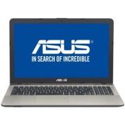"Laptop ASUS VivoBook X541UA-GO1345D (Procesor Intel® Core™ i3-6006U (3M Cache, 2.00 GHz), Skylake, 15.6"", 4GB, 1TB, Intel® HD Graphics 520, Negru ciocolatiu)"