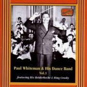 Paul Whiteman - And His Dance Band Vol. 1 (0636943251126) (1 CD)