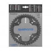 Shimano Deore FC-M590 chainrings 10-speed 42 teeth grey Zębatki rowerowe