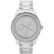 DKNY Quartz Silver Round Women Watch NY2117