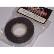 MuchMore DS-T2 Black Super strong Double sided tape Roll