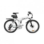 Mountain E-Bike Nordic White