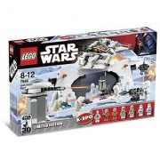 Lited edition set features detailed command center rotating repair platform and crane and removab-Includes 7 LEGO