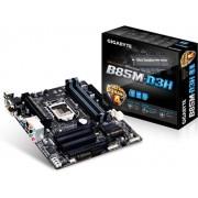 Gigabyte GA-B85M-D3H Intel® B85 Express Chipset Socket H3 (LGA 1150) Micro ATX moederbord